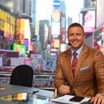 New York, NY - September 23, 2017 - Times Square Studios: Kirk Herbstreit on the set of College GameDay Built by the Home Depot (Photo by Joe Faraoni / ESPN Images)